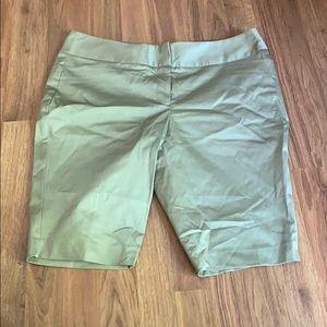 Modern Fit Shorts 12 NWT